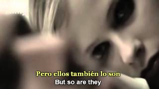 Avril Lavigne - My Happy Ending Subtitulado Español Ingles