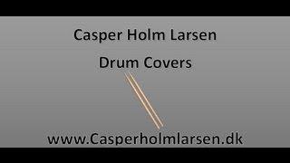 Casper Holm Larsen - Volbeat - Maybellene i hofteholder - (Drum cover)