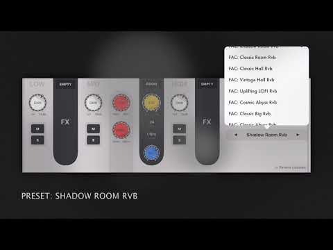 Fac Bandit Reverb Demo (In-App Slot Effects)