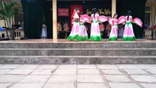 Múa Mong ước kỉ niệm xưa 10G13   Phổ thông Triệu Sơn