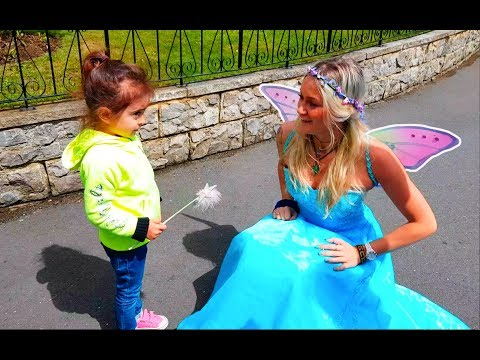 Thumbnail: Meeting Real Disney Princess Fairy