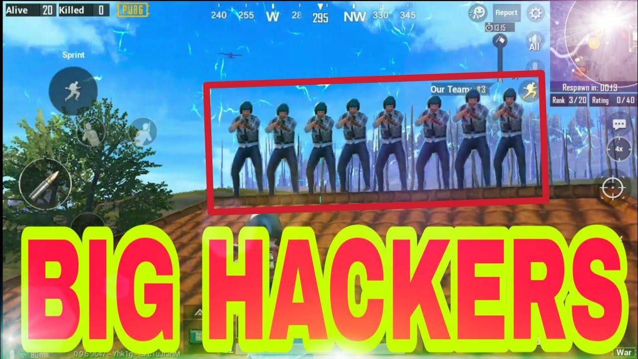 PUBG MOBILE HACKER VS PRO FUNNY MOMENTS // HACKER MOMENTS //
