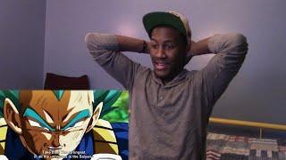 Dragonball Super Episode 122- Reaction!!
