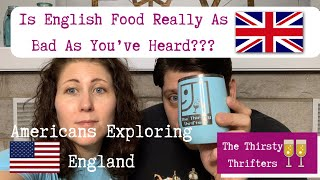 British Food:  A Review of Everything We Ate On Our Vacation | Americans in England