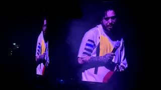 "Post Malone ""Wow"" live in München 2019"