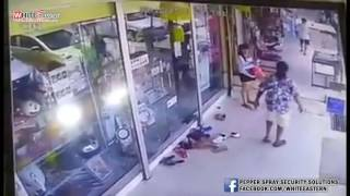10/03/2016 Female Thief Stealing Shoes in Skudai - Malaysia Crime Focus 360 |  jordan women shoes