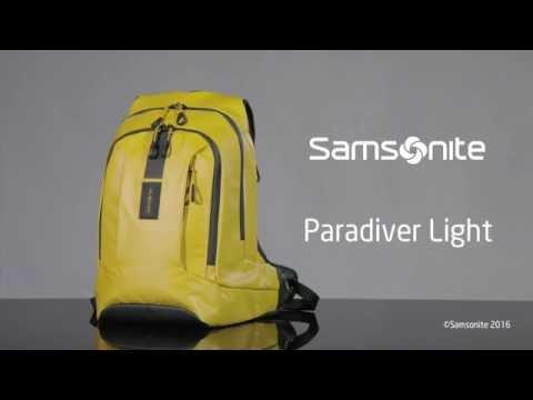 Samsonite Academy Paradiver Light