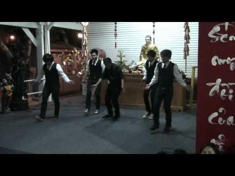 Pho Da Boyz dance.MTS