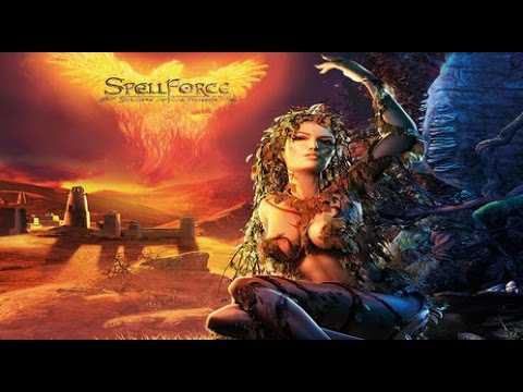 SpellForce:The Shadow of the Phoenix -  part 8 (The Blazing Stones)