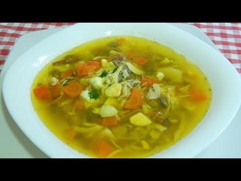 Cómo hacer una deliciosa y simple sopa de novia
