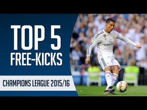 Top 5      UEFA Champions League 2015 16 New Flash Game