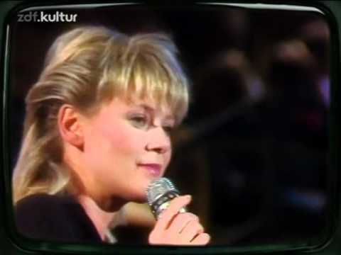 Gitte Haenning - Lampenfieber - ZDF-Hitparade - 1983