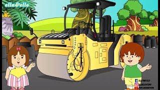 S2-K10 : Membuat Sesuatu - Mobil Mobil Besar   Kompilasi   Puri Animation Channel