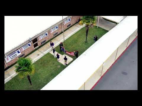Anacoco Elementary School Veteran's Day