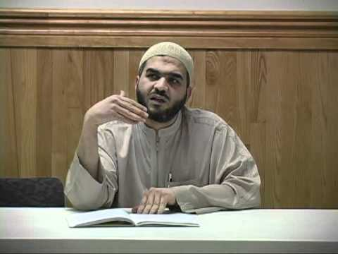 Lecture by Sh. Yaser Alkhooly, Don't be sad - Part 3/6