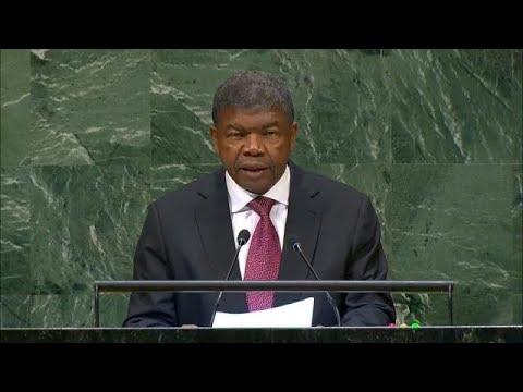 🇦🇴 Angola - President Addresses General Debate, 73rd Session