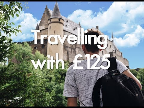 LUXEMBOURG - Travelling for £125