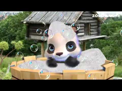 ZOOBE зайка Поздравление с 1 Апреля - Популярные видеоролики!