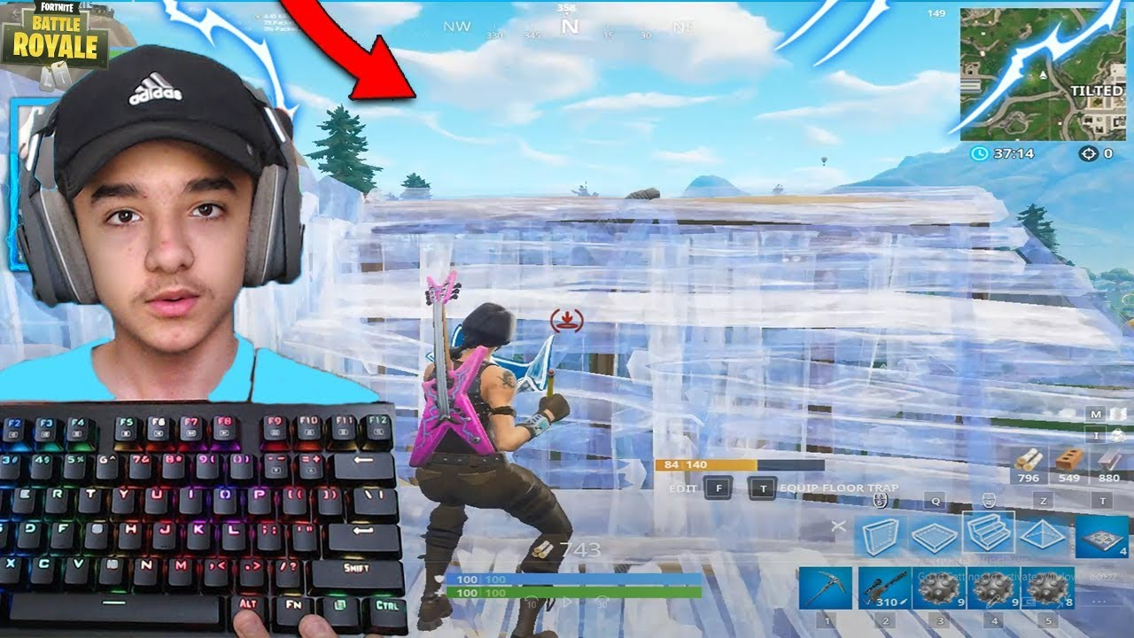 How to PROPERLY do the FASTEST 90s Like PROS in Fortnite ...