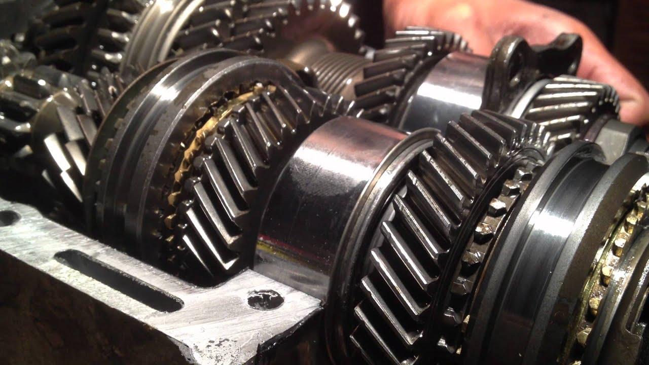Sti Type Ra >> STi Type RA Gearbox Mainshaft axial play - worn thrust ...