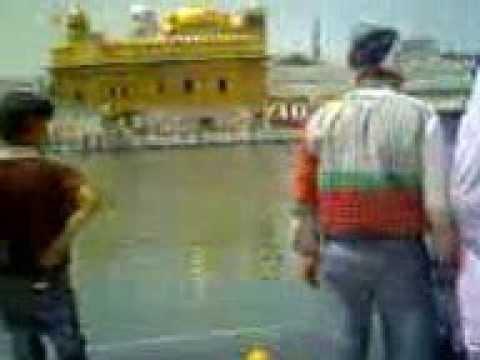 punjabi kuri jasbindar in golden-temple...