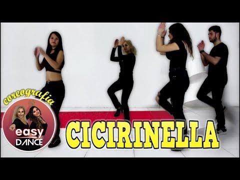CICIRINELLA TENEVA TENEVA - TARANTELLA - Nuovo Ballo di Gruppo- Easydance Choreo