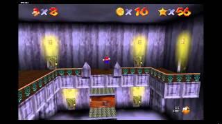 Super Mario 64: Big Boo's Balcony