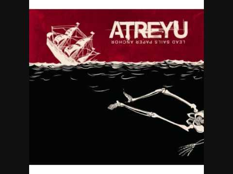atreyu lead sails and a paper anchor