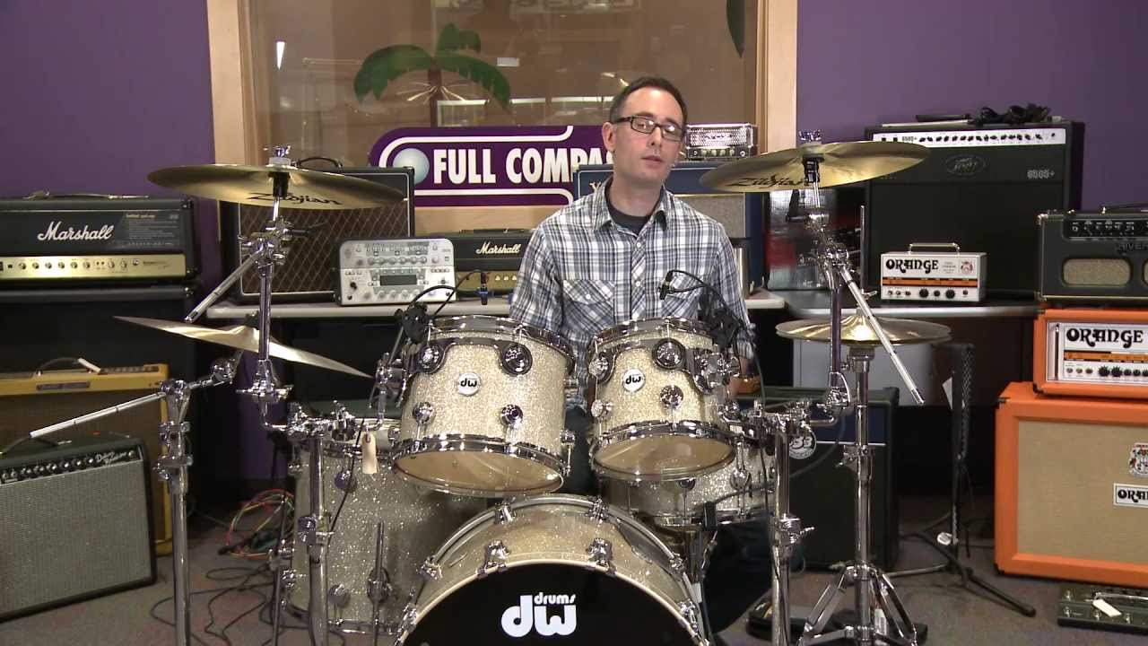 Dw Shop Dw Drum Workshop Collectors Series Us Custom Shop Drum Kits Review Full Compass