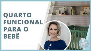 10 DICAS PARA MONTAR UM QUARTO DE BEBÊ FUNCIONAL | MACETES DE MÃE