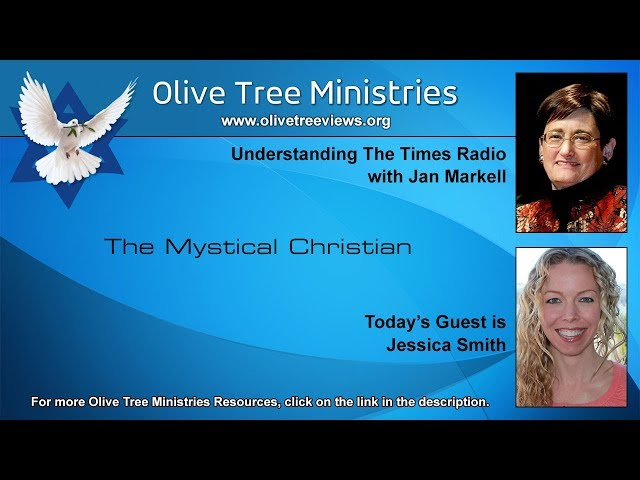 The Mystical Christian – Jessica Smith