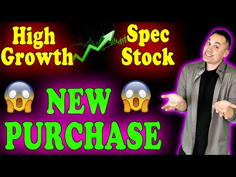 I just bought ANOTHER brand NEW stock!! - (High Growth Speculative)
