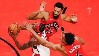 Toronto Raptors' long-awaited homecoming spoiled by Wizards