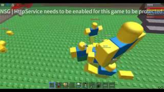 "SDL Roblox: How To Hack ""Roblox Forces The Game"" By Danproud"