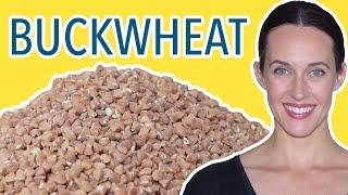 How to Cook Kasha, Toasted Buckwheat - Gluten-free Grain Recipe Demo