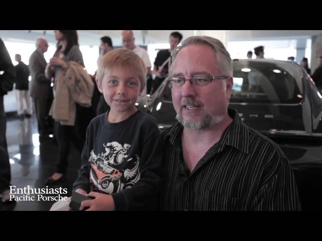 2014 Porsche Cayman Launch Event  @ Pacific Porsche