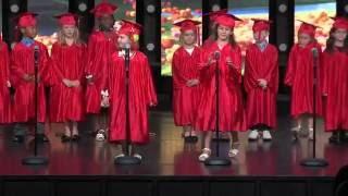 Kindergarten Graduation 2016