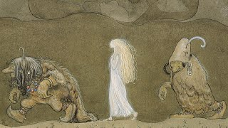 no copyright music)북유럽신화 미술 아스가르드 토르 Nordic Mythology painti…