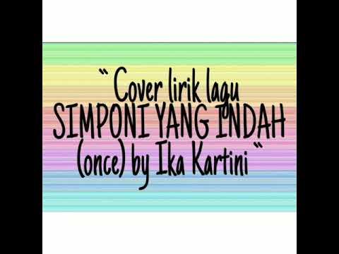 Cover lirik SIMPONI YANG INDAH