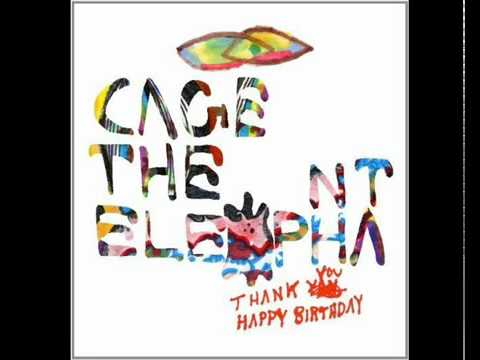 Cage the Elephant- Right Before My Eyes (Lyrics)