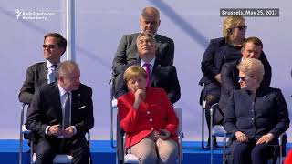 NATO Summit 'Could Blow Up' Amid Transatlantic Tension