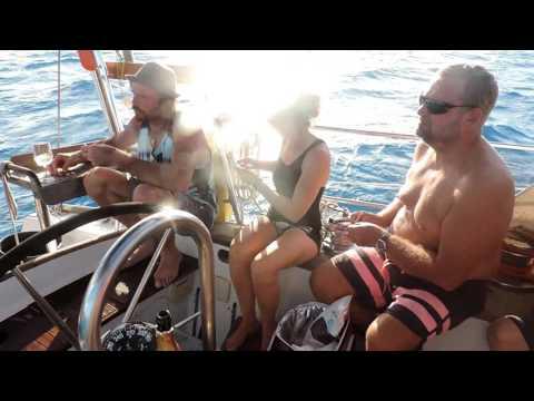 Sailing New Zealand to Tonga ☮