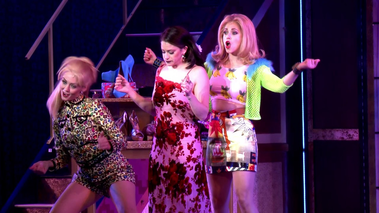 cc918c93442e Sizzle Reel for Romy and Michele s High School Reunion at The 5th Avenue  Theatre