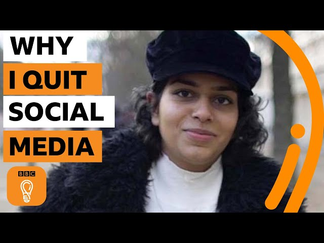 Why people are choosing to quit social media | BBC Ideas