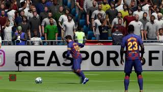 The best gol of messi barca