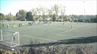 TS Polonia Bytom - Ruch Radzionków 2002, 30 Wrzesień 2012, 0 - 2 Szromek Michał