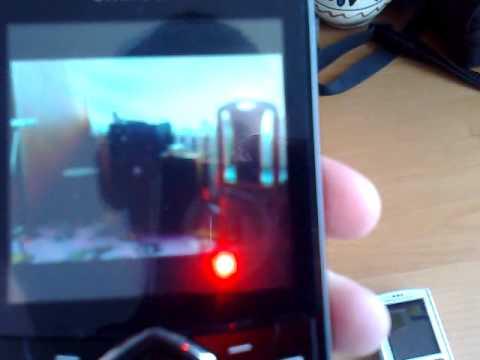Samsung Omnia Pro ekran i przeglądarka.