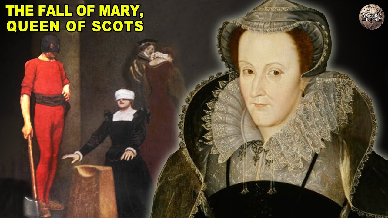 Download The Downfall of Mary Queen of Scots