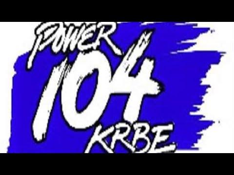 "Power 104 KRBE - Paul ""Cubby"" Bryant (1990)"