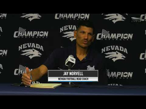 Nevada Football Weekly Press Conference